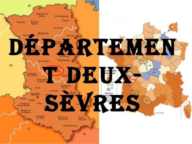 Département Deux-SèvreS