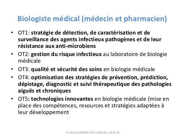 • OT1: stratégie de détection, de caractérisation et de surveillance des agents infectieux pathogènes et de leur résistanc...