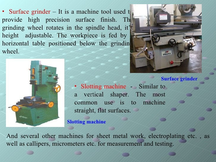 And several other machines for sheet metal work, electroplating etc. , as well as callipers, micrometers etc. for measurem...