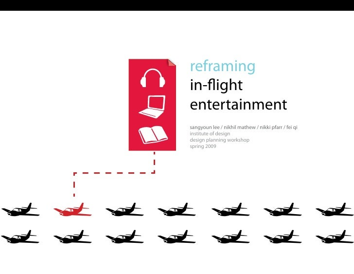 reframing    in-flight    entertainment    sangyoun lee / nikhil mathew / nikki pfarr / fei qi    institute of design    d...