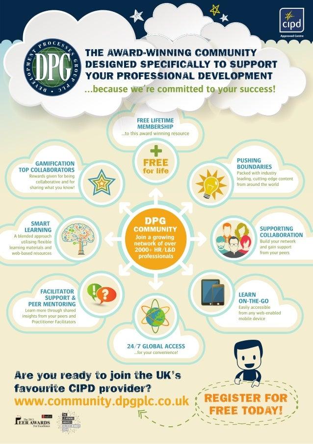 DPG Community Infographic