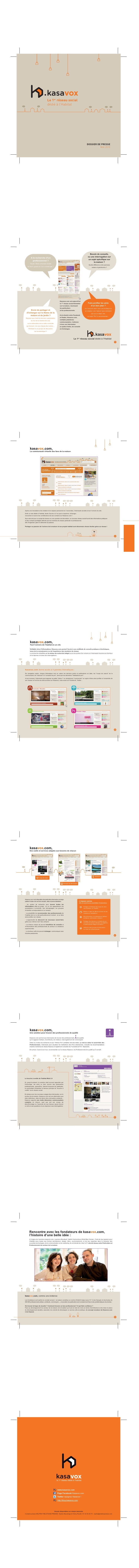 Le 1er réseau social dédié à l'Habitat                            DOSSIER DE PRESSE                                  MAI 2...