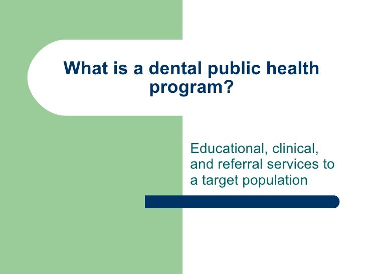 thesis dental public health Health info health info-+ health topics  finding dental care research-+  health topics links burning mouth cancer treatments.