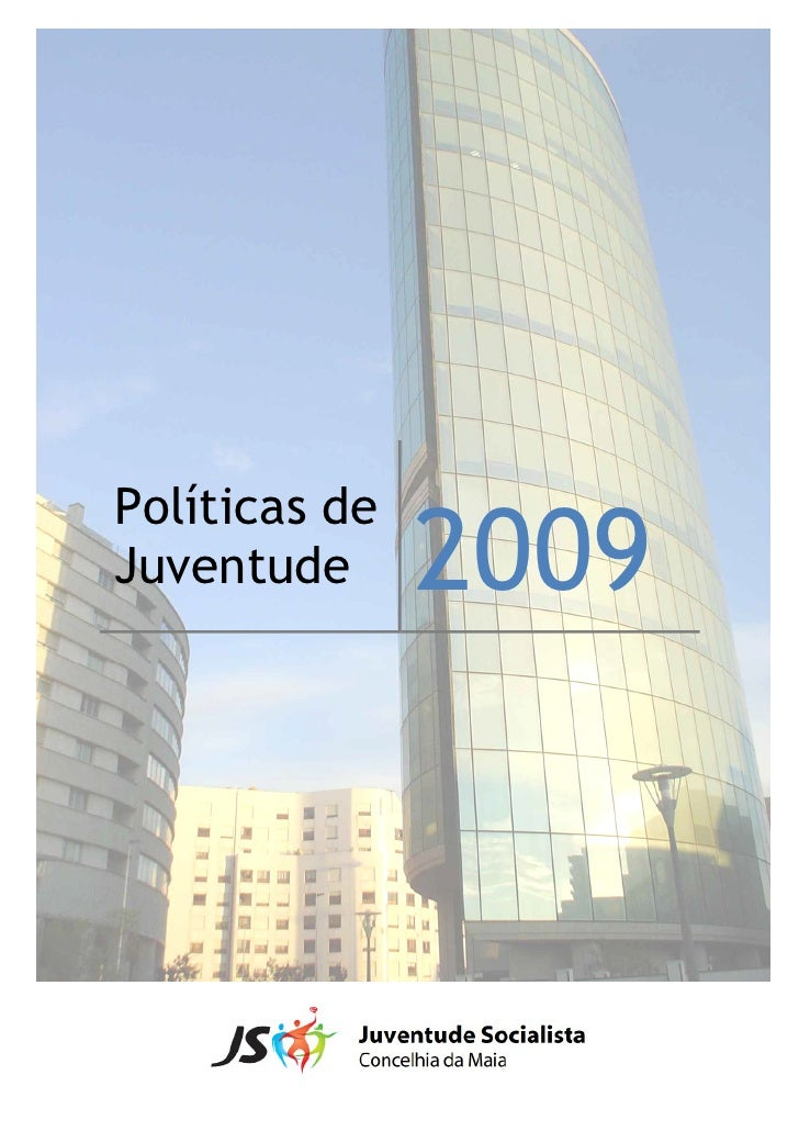 Políticas de Juventude      2009