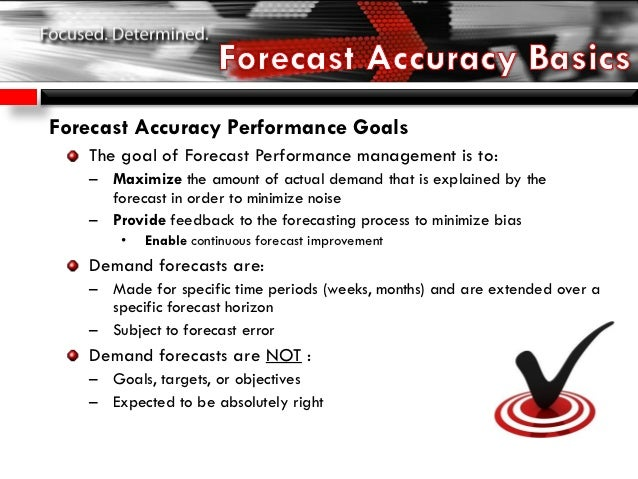 determining sales forecasts Sales forecasting techniques use sales data from past years to predict a company's future performance sales forecasts allow companies to anticipate their revenues and plan for upcoming demand.