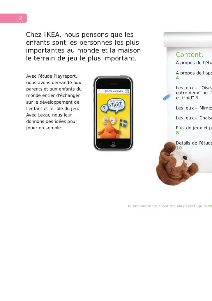 "L Application Youtube Fait Son Grand Retour Sur Ios: IKEA Lance L'application Gratuite IPhone ""LEKAR"""