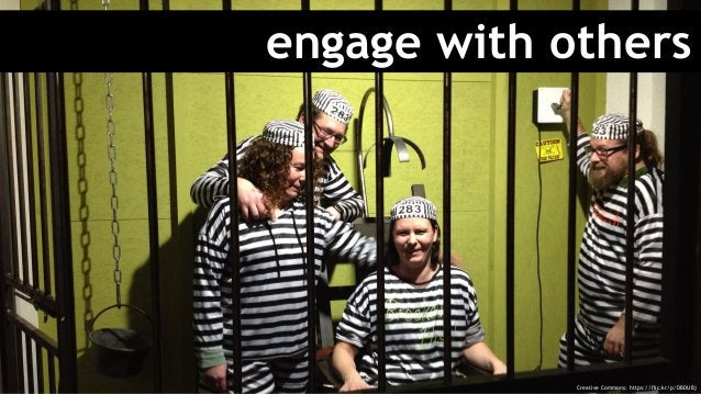 engage with others Creative Commons: https://flic.kr/p/DBDUBj