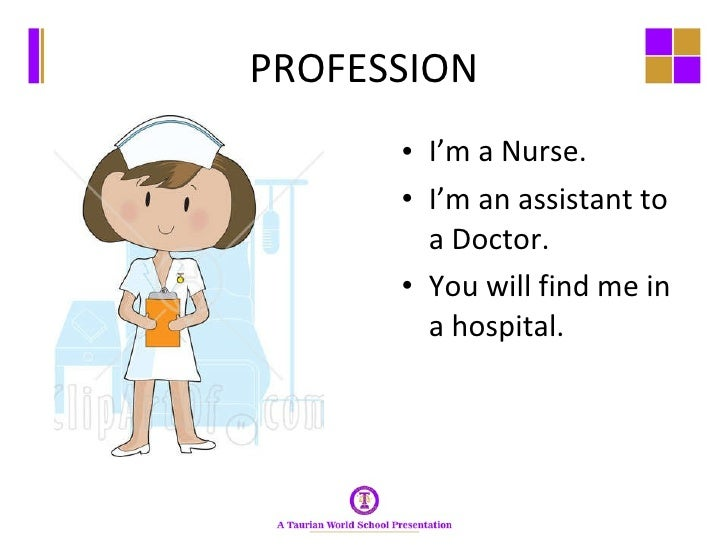 d presentations ppt on profession for jr school students