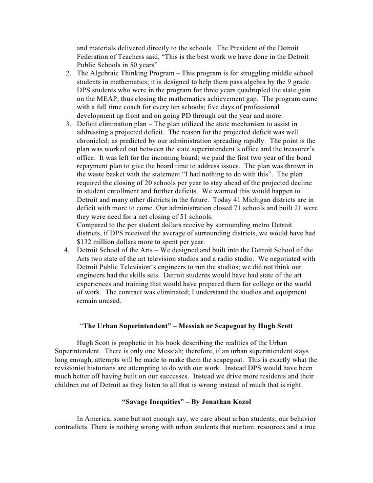 Burnley DPS Testimony Closing Statement – Closing Statement