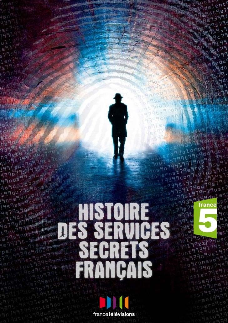 Histoire    des services      secrets      français1