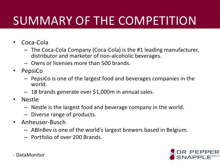 an analysis of the summary of anheuser busch companies inc Latest anheuser busch inbev nv (abi:bru) share price with interactive charts,  historical prices, comparative analysis, forecasts, business profile and more.