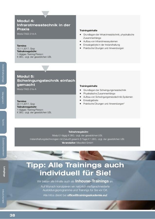 MCP Deutschland GmbH/ dankl+partner consulting Trainingsprogramm