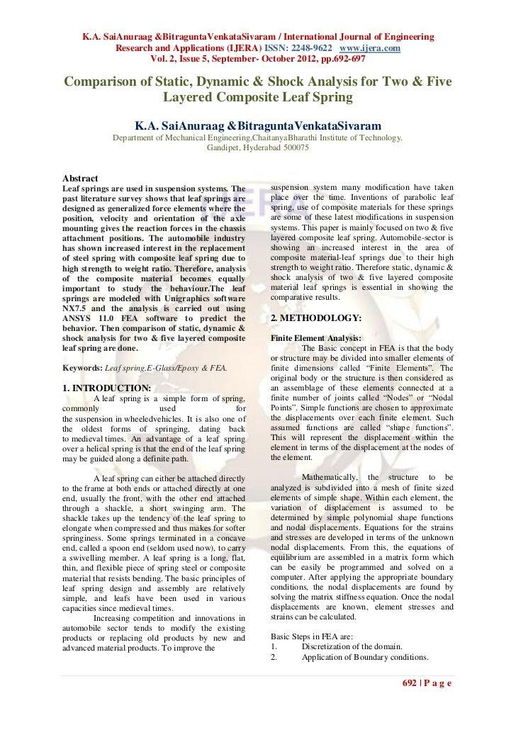 K.A. SaiAnuraag &BitraguntaVenkataSivaram / International Journal of Engineering              Research and Applications (I...