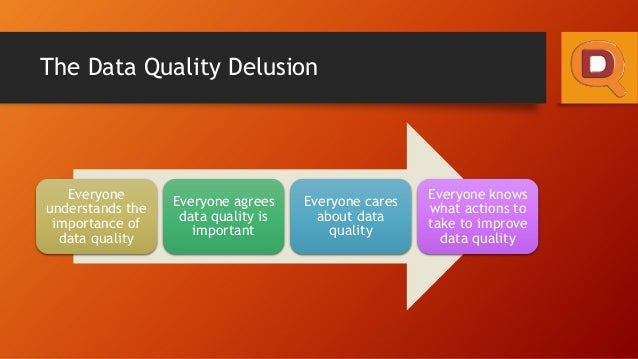 Data quality by Martin Doyle CEO DQ Gobal