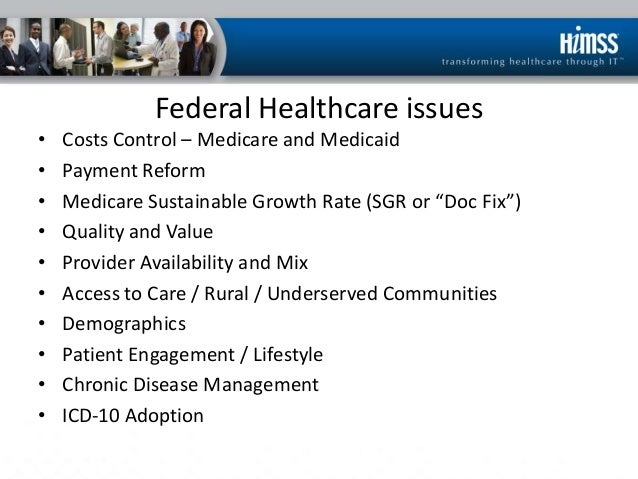 Health IT and Public Policy Issues Dr. Rich Hodge
