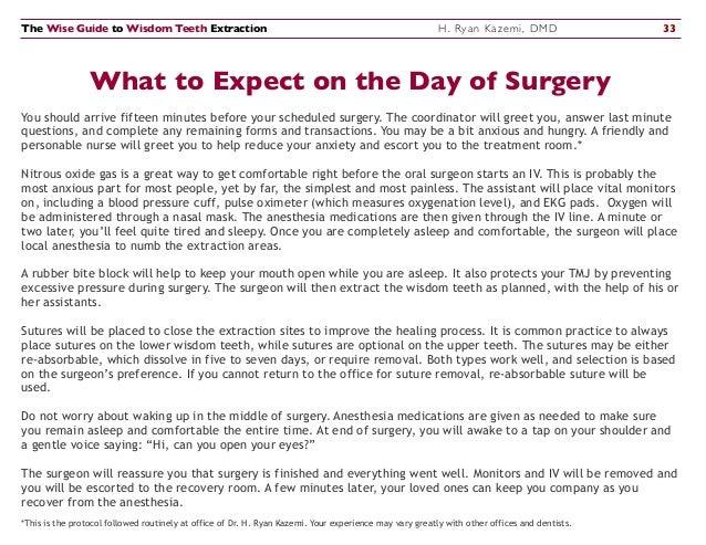 Dr  Hamid Ryan Kazemi book on wisdom teeth extraction