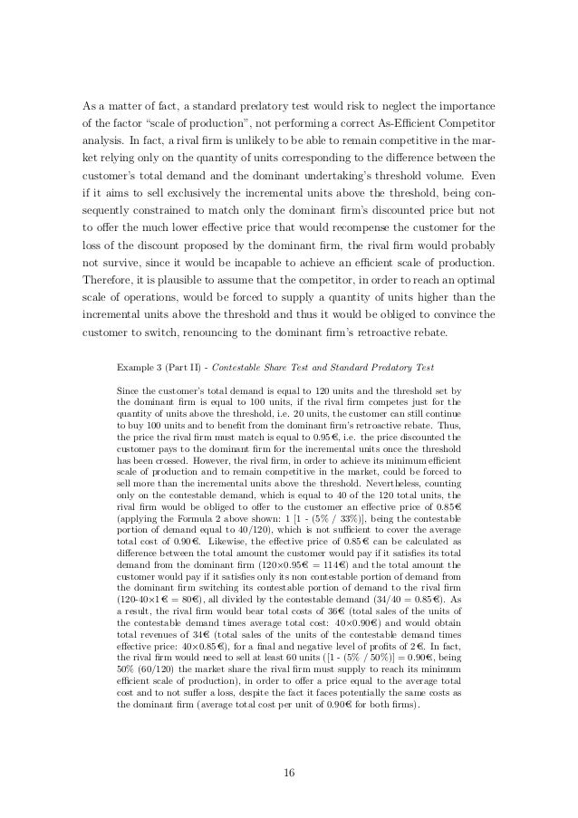 """competition law and monopsony economics essay Regional and sectoral economic studies vol  in other words, the paper  investigates if hospital concentration and lack of mobility of  nurses is often  referred to as an example of classic monopsony"""", (see, hirsch and   monopsony in motion: imperfect competition in labor markets  journal of law  and economics."""