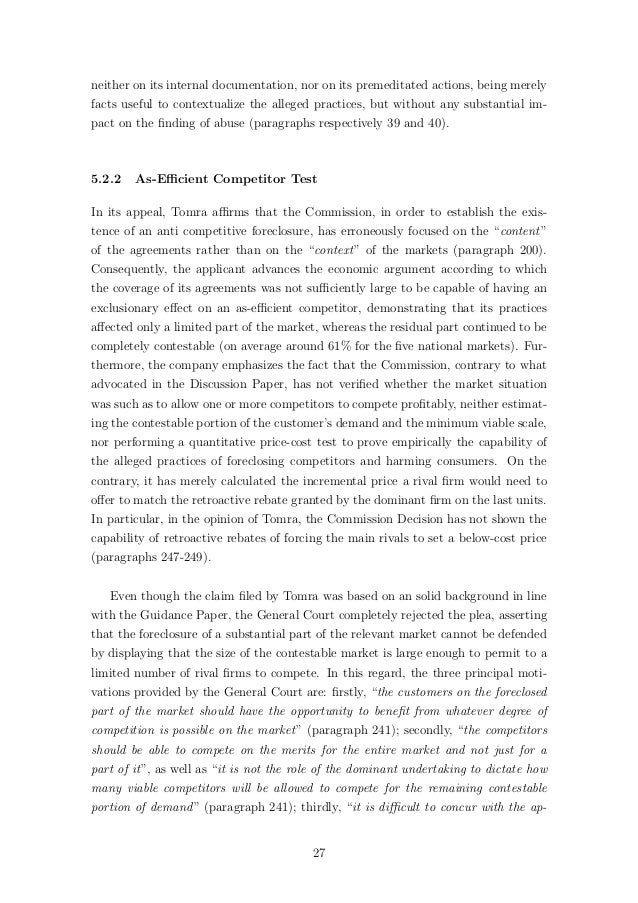 competition law and monopsony economics essay Competition law is a complex mixture of a country's law, economics and administrative action intended to favour competition in the economy since competition is seen as critical to economic development, competition law seeks to protect this competitiveness in the economy.
