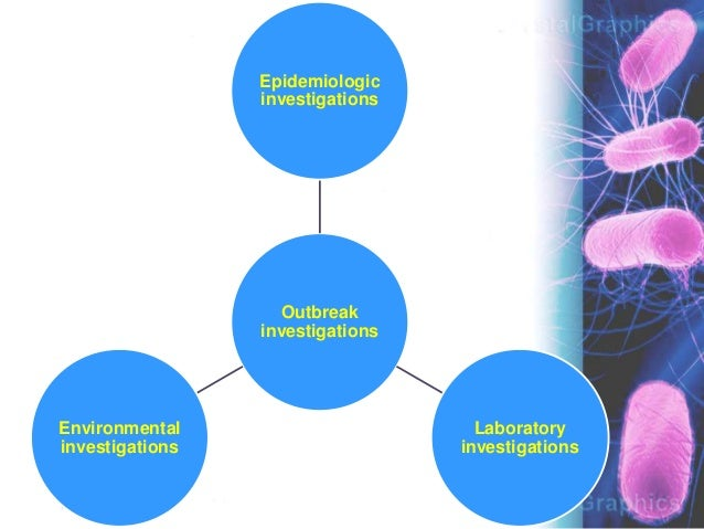 steps of an outbreak investigation 34 iv steps in investigating an outbreak 35-41  preparation for a detailed epidemiologic investigation 37 establish  the.
