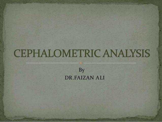 By  DR.FAIZAN ALI