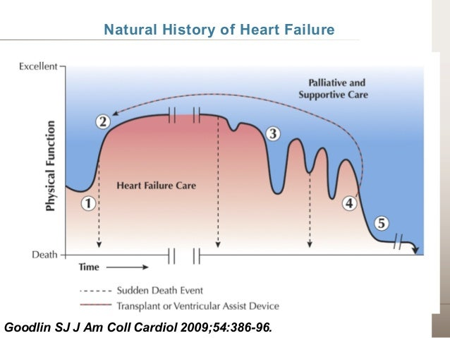 palliative care in end stage congestive heart failure Palliative care, sometimes now referred to as supportive care,  prognosis with  advanced heart failure can be quite variable, with many  symptom distress and  quality of life in patients with advanced congestive heart failure.