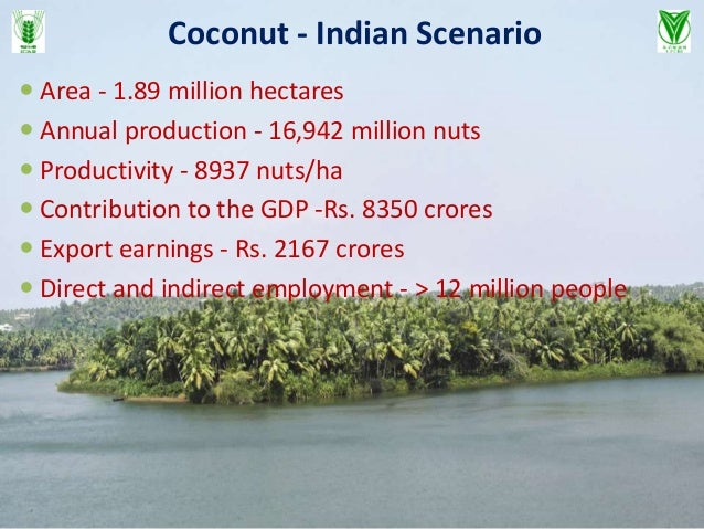 COCONUT GENETIC RESOURCES CONSERVATION & UTILIZATION IN INDIA