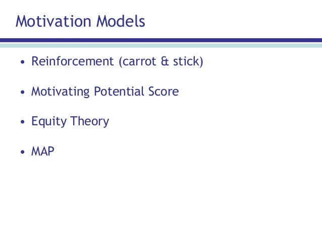 calculate the motivating potential score mps Motivating potential score assign a score of 1 to 7 to each attribute and then calculate your mps 21  feedback 22 (work itself.