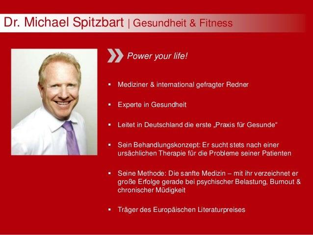 Dr. Michael Spitzbart - Gesundheitsmanagement  Slide 2