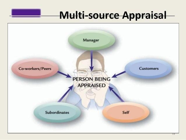 19 Multi-source Appraisal
