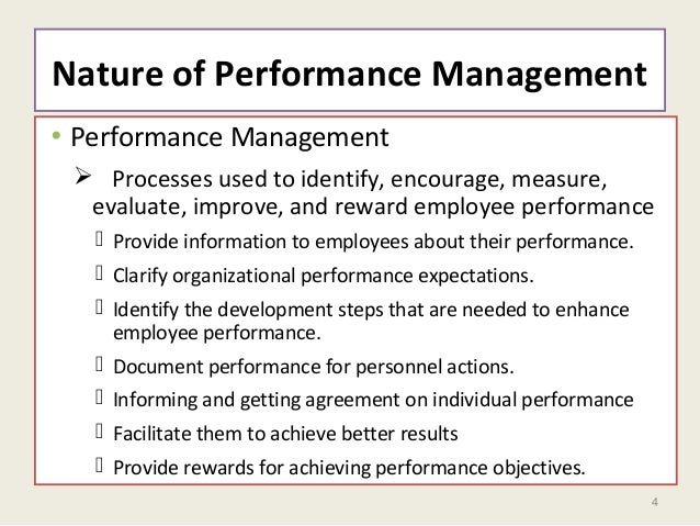 article performance appraisal and performance management Educational articles about performance management best practices including goal management, succession planning, compensation and career development.