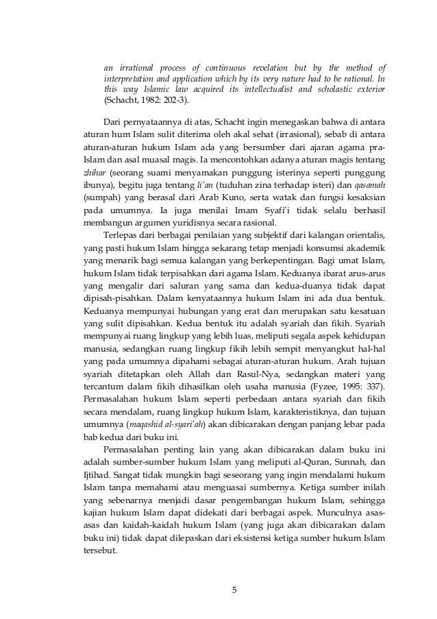 Buku Hukum Islam Pdf