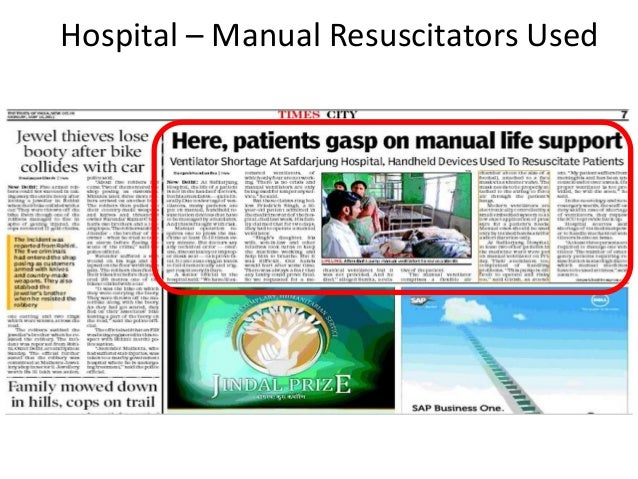 Disposable Ventilator-A dream or reality Slide 3
