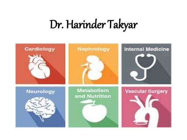 Dr. Harinder Takyar