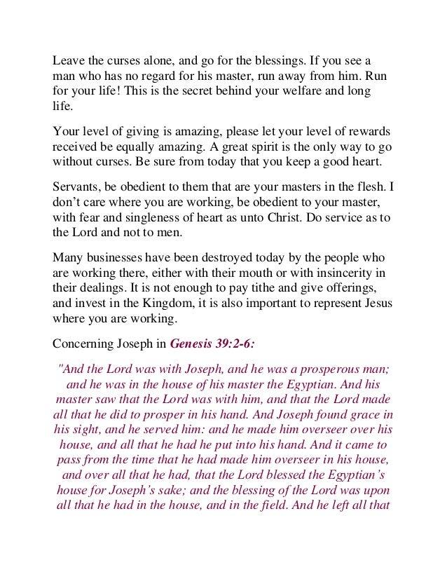 Dr  david oyedepo hidden covenants of blessings