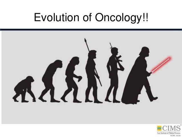 Evolution of Oncology!!