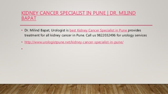 Kidney Stone Laser Treatment In Pune