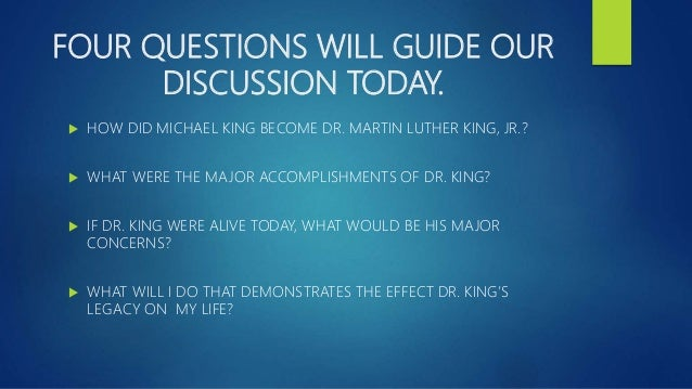 Dr. Martin Luther King Jr. Celebration Presentation at Yolo County Office of Education, by Dr. Rex Fortune Jr., January 2020 Slide 2