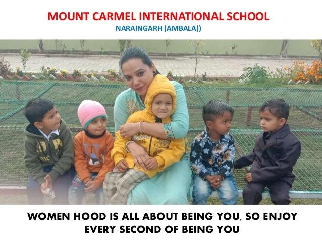 MOUNT CARMEL INTERNATIONAL SCHOOL NARAINGARH (AMBALA))