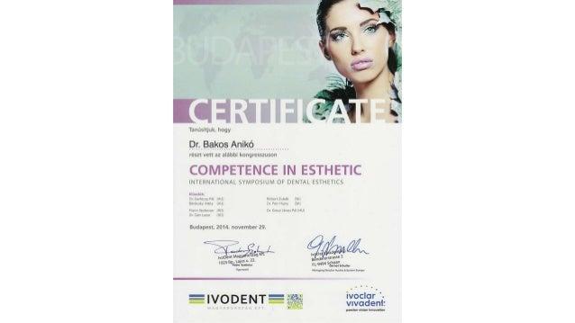 Certified Partner Oflice  Nico Dental  melynek képviselfije a mai napon sikeresen elvégezte a  rgyclearbrace certifikéciés t...