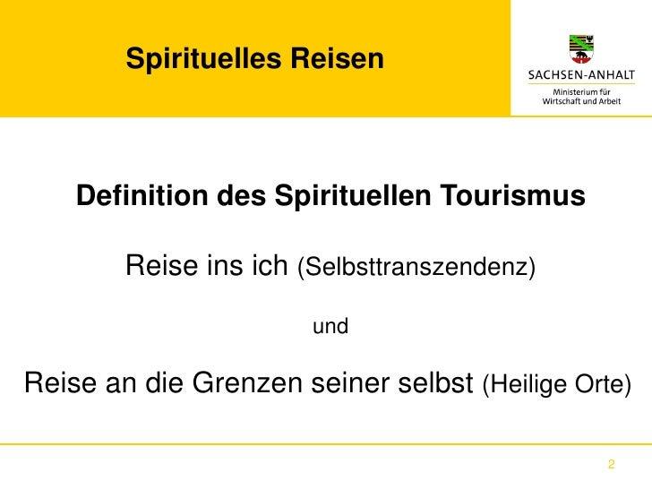Dr Antz Spiritueller Tourismus Gera Slide 2