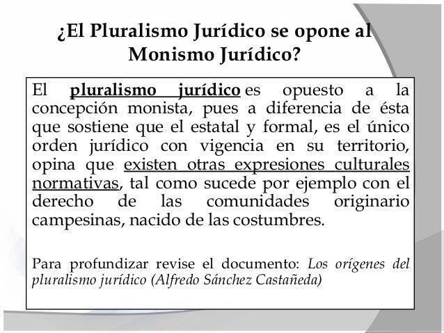MONISMO JURIDICO EBOOK