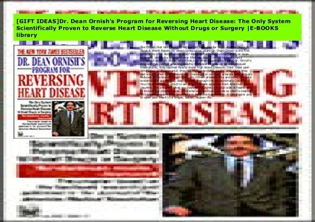 Gift Ideas Dr Dean Ornish S Program For Reversing Heart Disease Th
