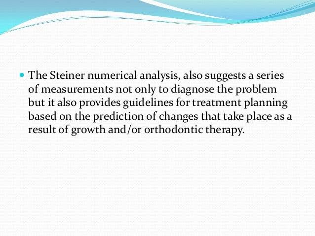 Steiners analysis Slide 3
