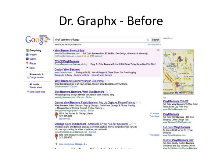Dr. Graphx - Before