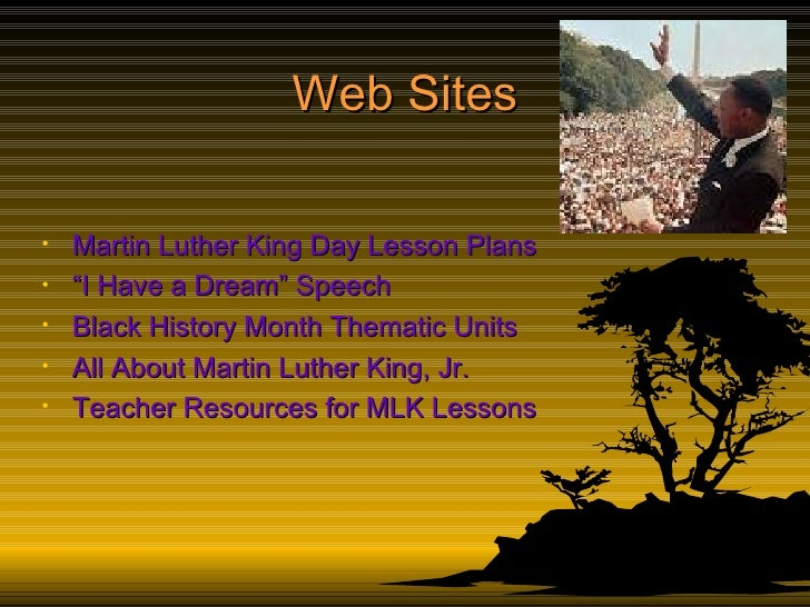 Kid Friendly Information About Martin Luther King Jr