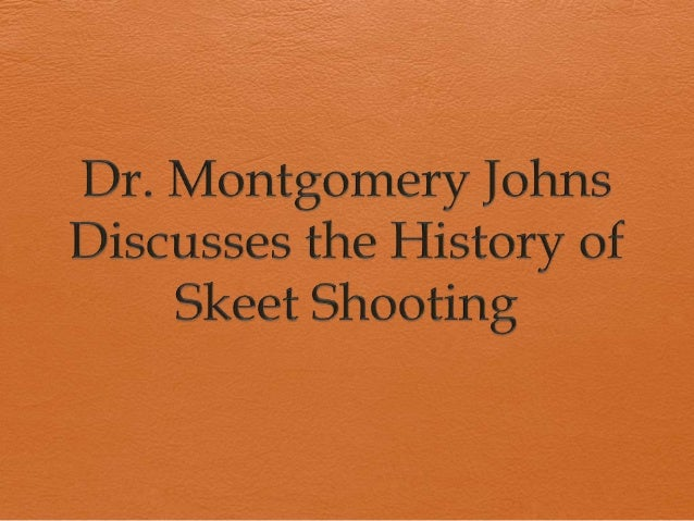Also known as clay shooting, skeet shooting traces its origins toEngland in the mid-19th century. While shooting atpheasan...