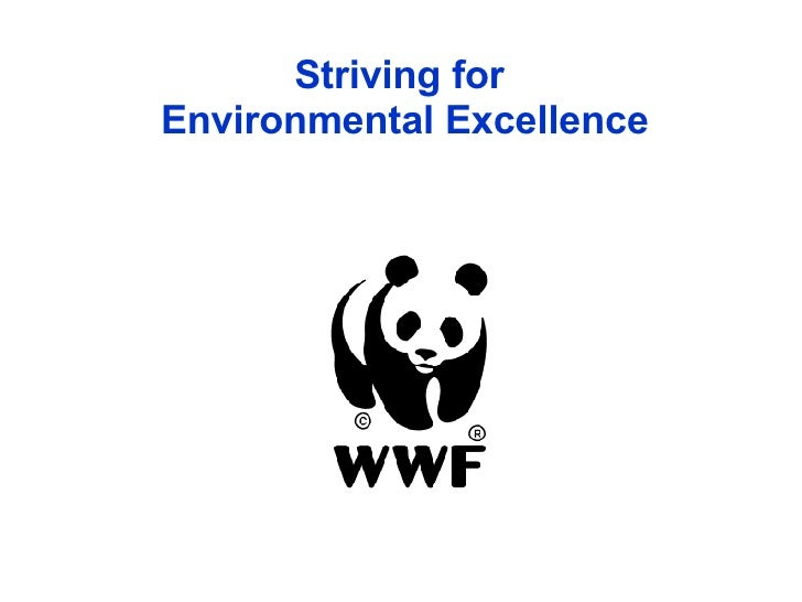 Striving for  Environmental Excellence