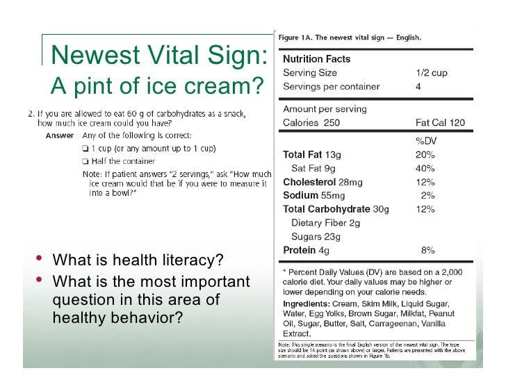 health literacy tools