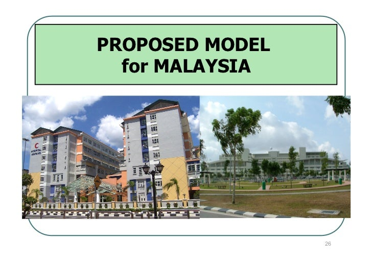 PROPOSED MODEL  for MALAYSIA                 26