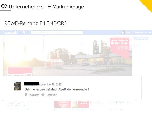 Unternehmens- & MarkenimageREWE-Reinartz EILENDORF